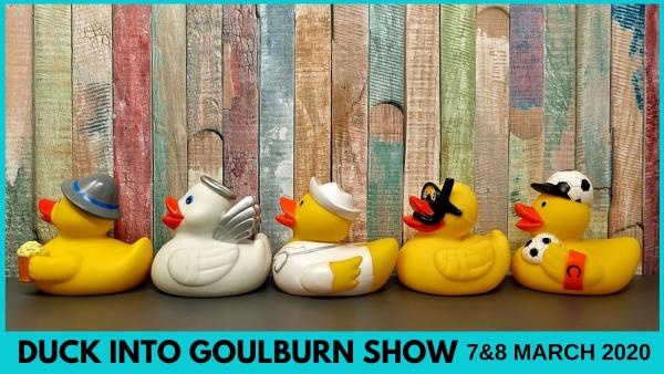 Duck into Goulburn Show