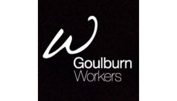 Goulburn Workers Club BW Logo